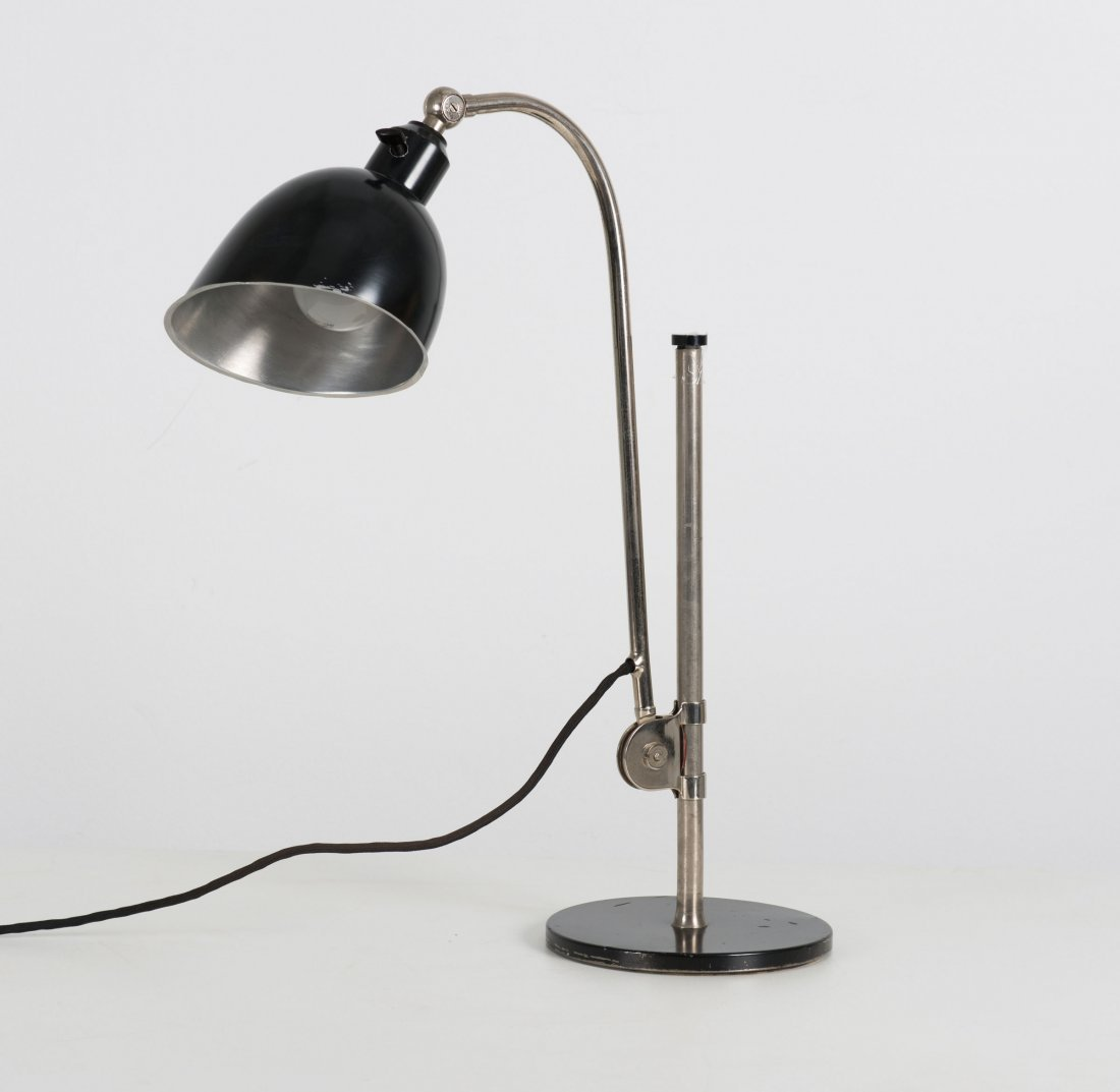 'Dell Type K' table light, 1929 - 4