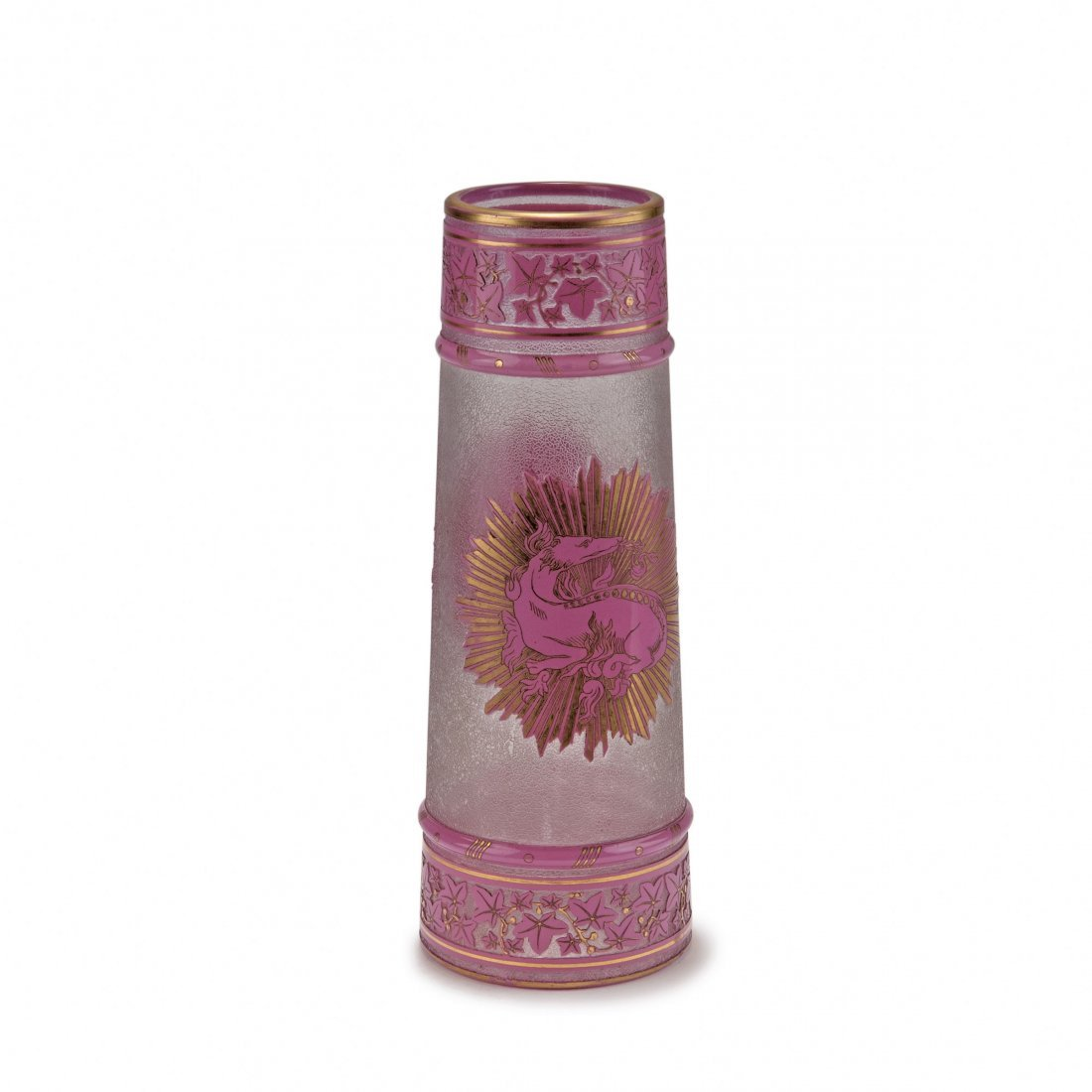Vase with dragons, c1900