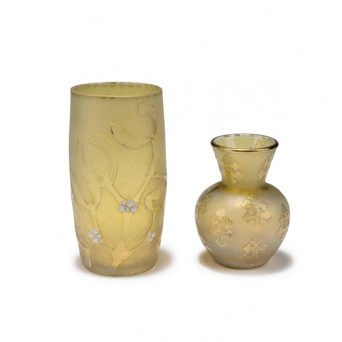 Small 'Gui' vase, c1894