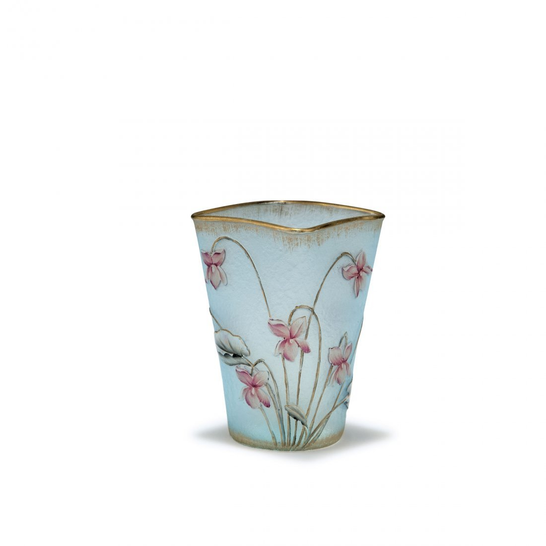 'Pensees' mug, c1895