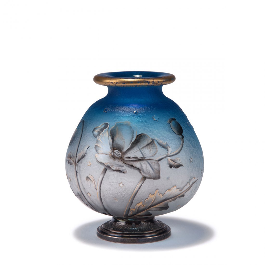 'Pavots' vase, c1895