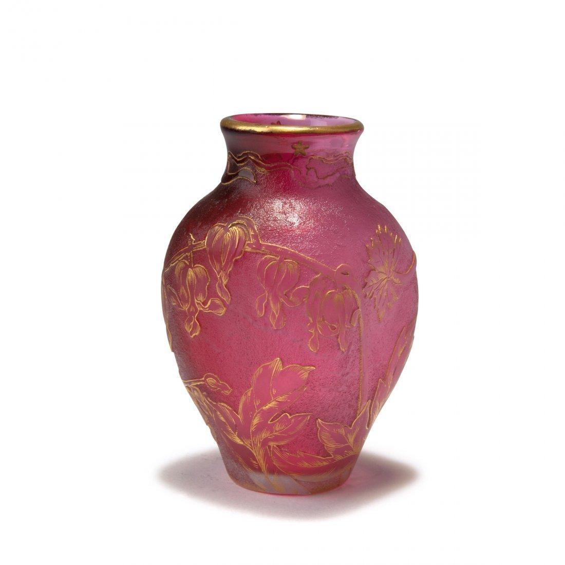 'Coeur de Jeanette' vase, c1895