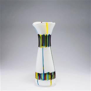 'Bandiere' vase, 1955