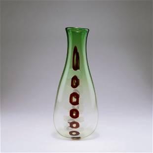'Murrine incatenate' vase, 1959