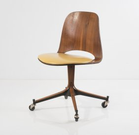 Office Chair, C1958