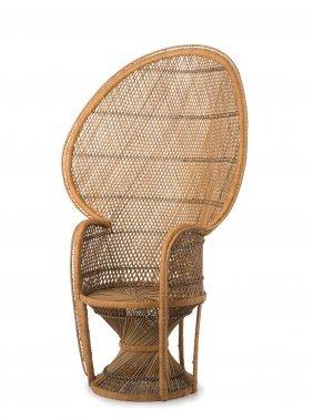 Highback Chair, 1970s