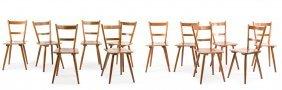 Twelve 'tbinger Chairs', 1929