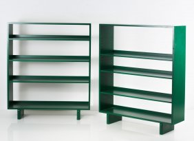 Two '1142' Shelves, 1950s