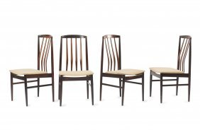 Four Chairs, C1960