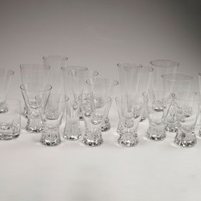 'patricia' Glass Set, 1952/53