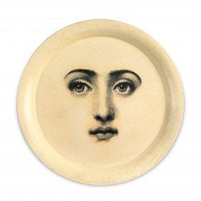 'viso Di Donna' Tray, 1950/60s