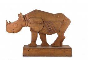 'rhino', 1960s