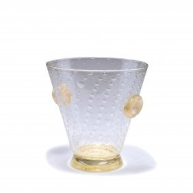 'a Bolle' Vase, C1936