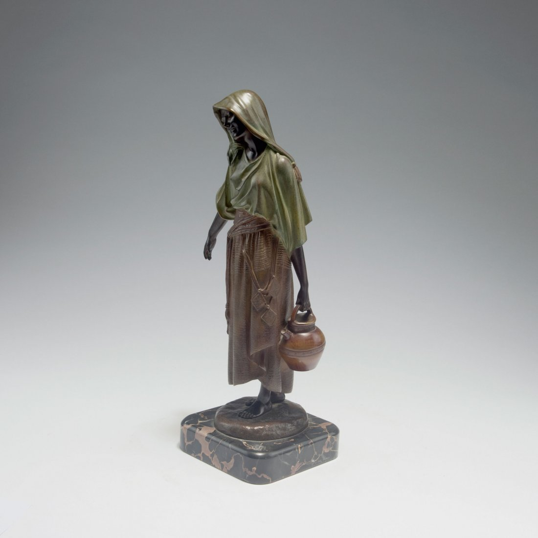'Water carrier', c1920