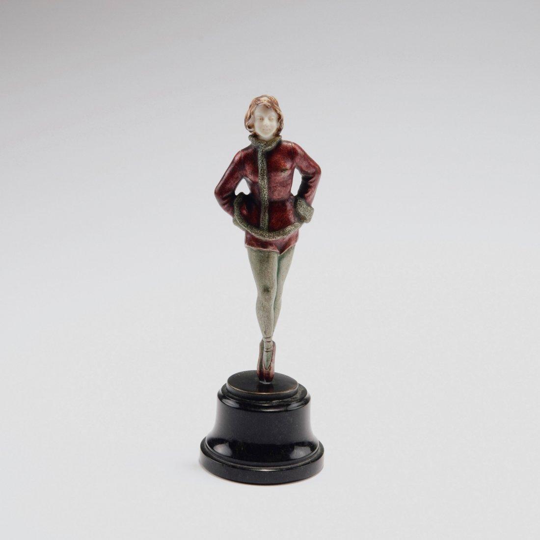 Dancer, 1920s