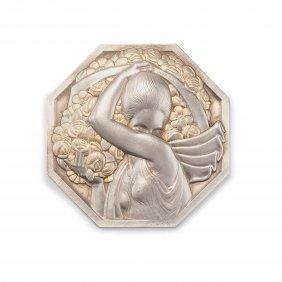 'porteuse De Fleurs' Medal, 1926