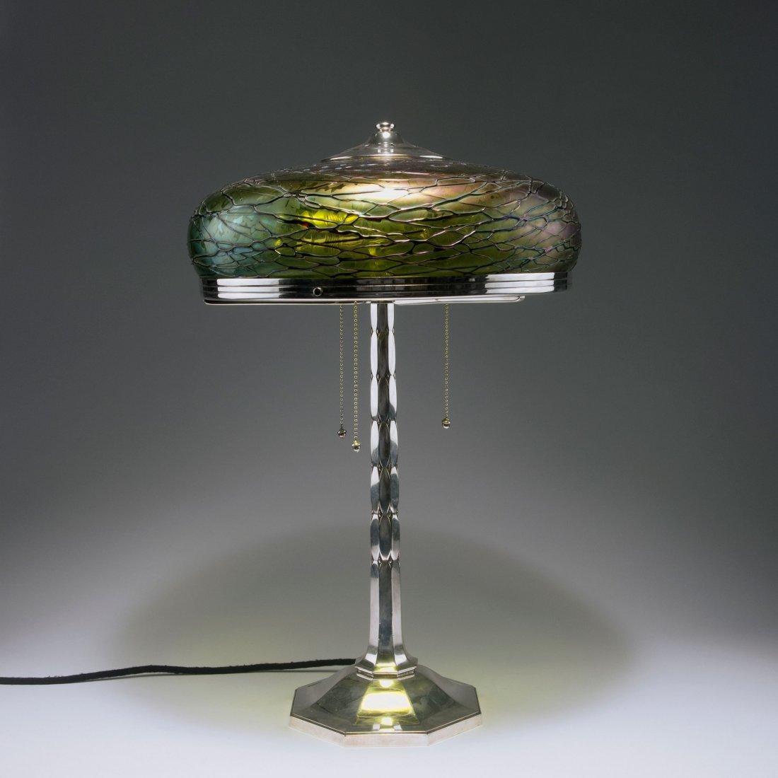 Table light, c1910