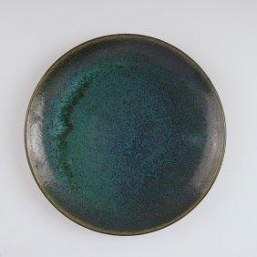 'green Moss' Bowl, C1896