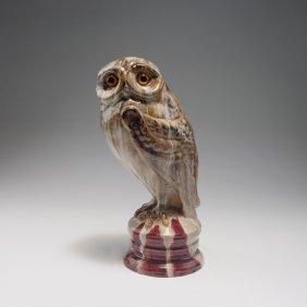 Owl, C1889