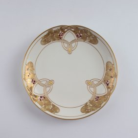Decorative Plate, 1902