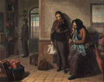 'Waiting Hall', um 1860