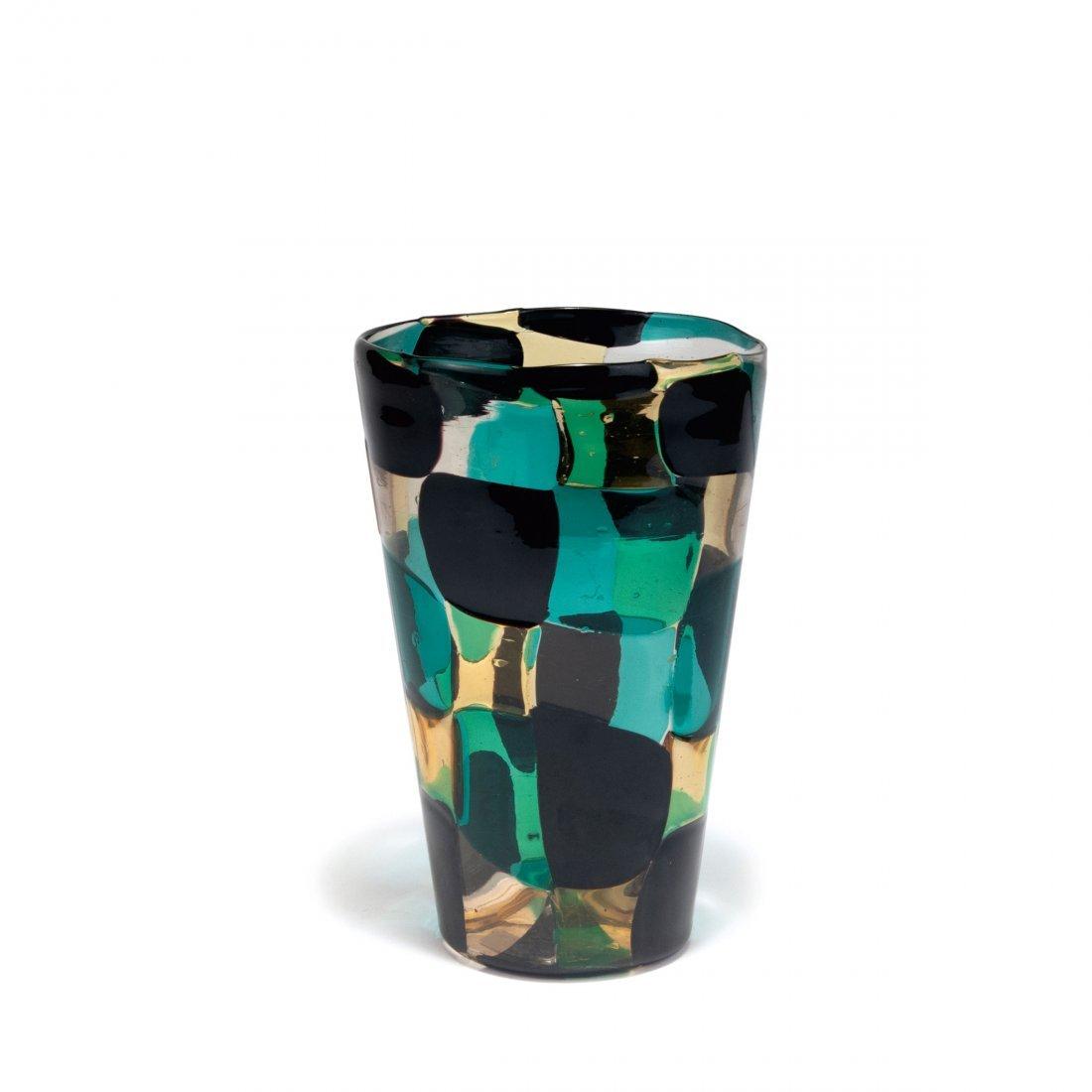 'Pezzato' vase, c1961