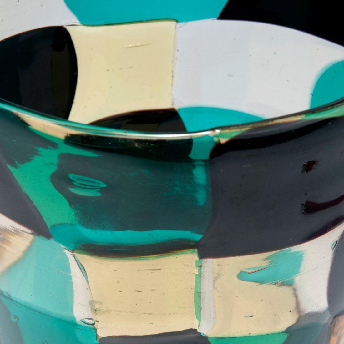 'Pezzato' vase, c1961 - 2