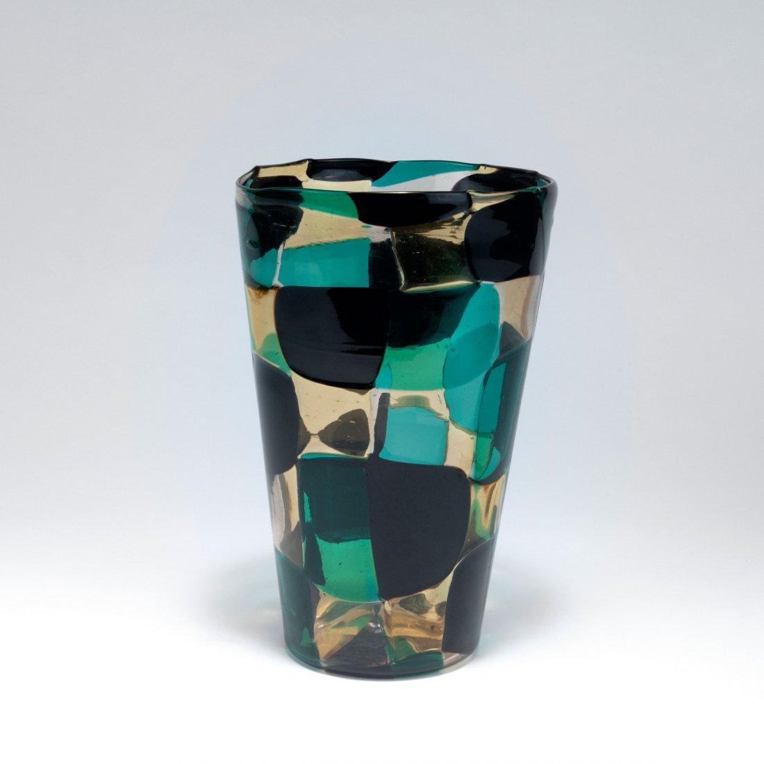 'Pezzato' vase, c1961 - 3