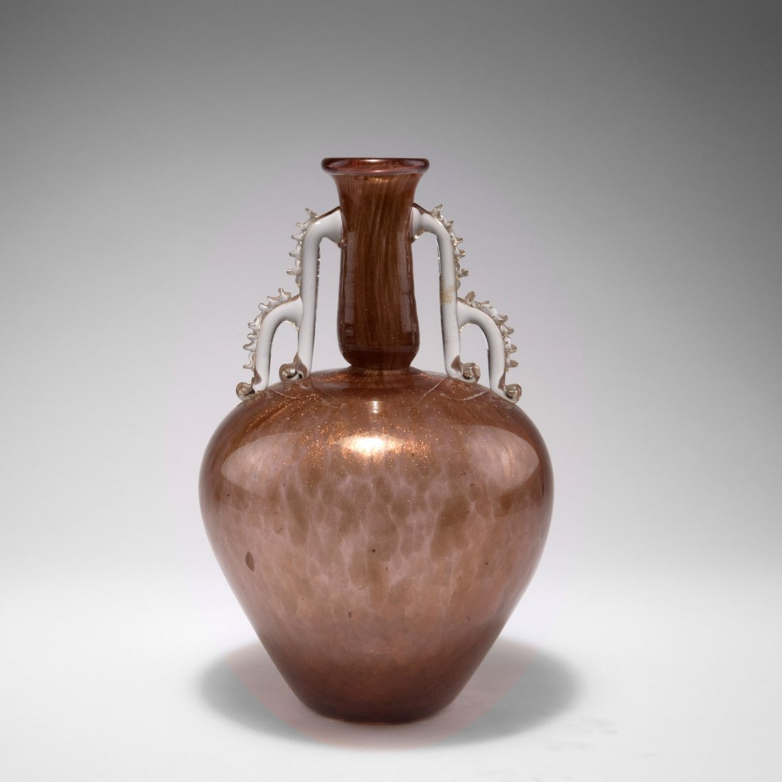 'Avventurina' vase with handles, 1929/30 - 2