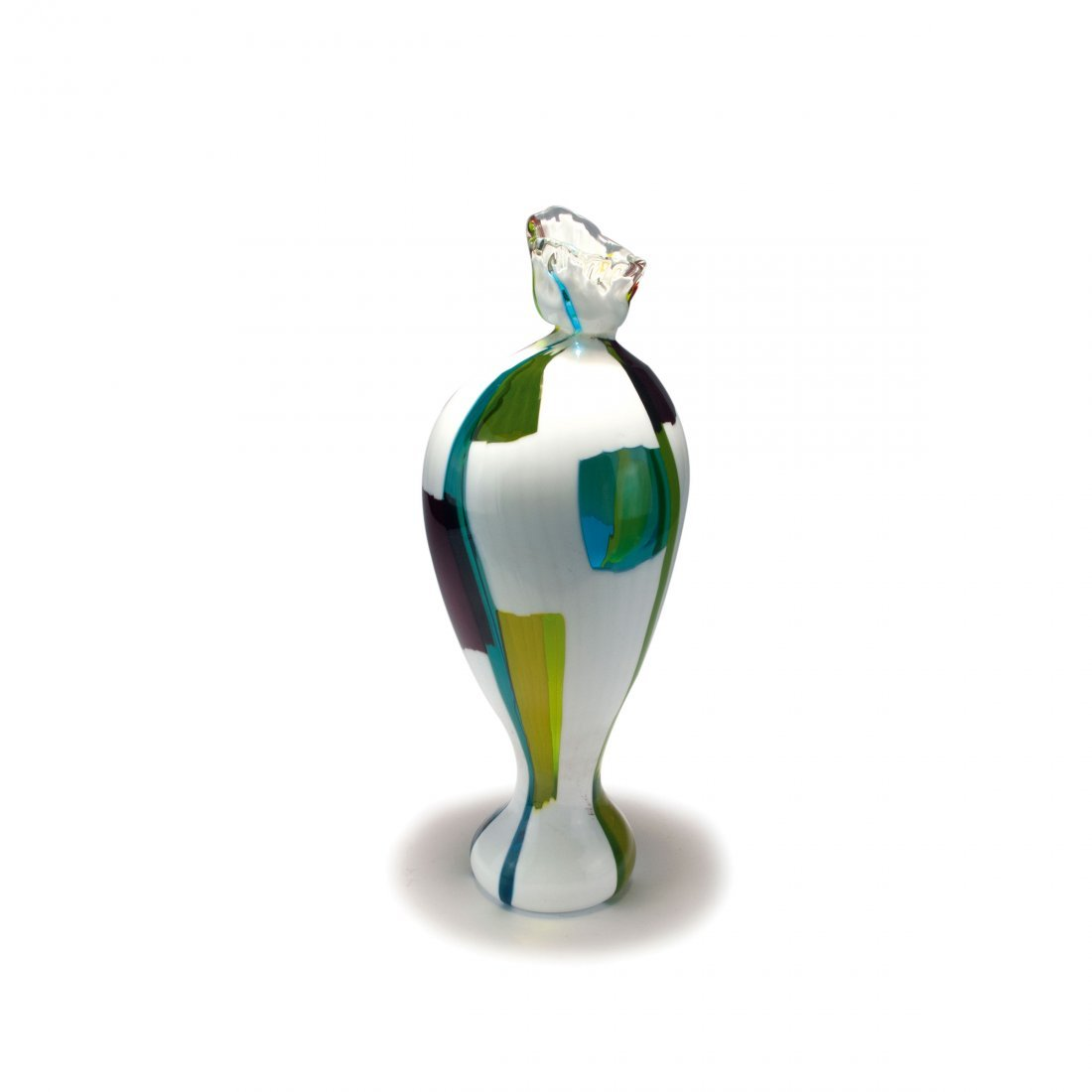 'Bandiere' vase, c1955