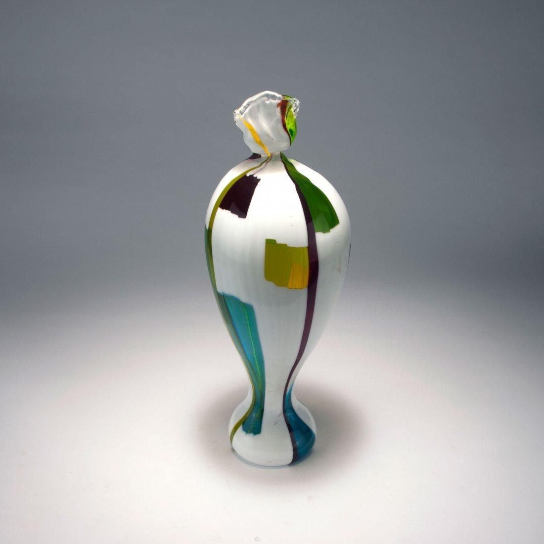 'Bandiere' vase, c1955 - 4