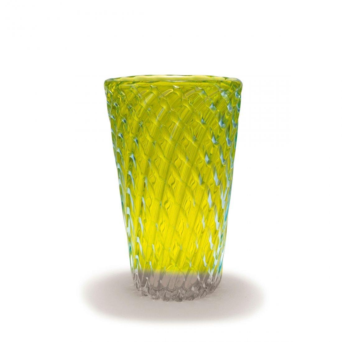 'A griglia' vase, c1961