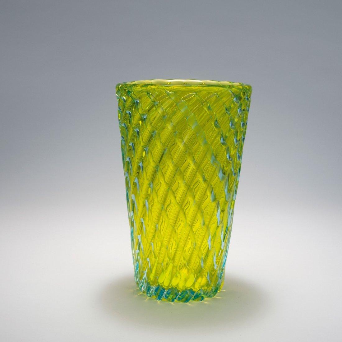 'A griglia' vase, c1961 - 2