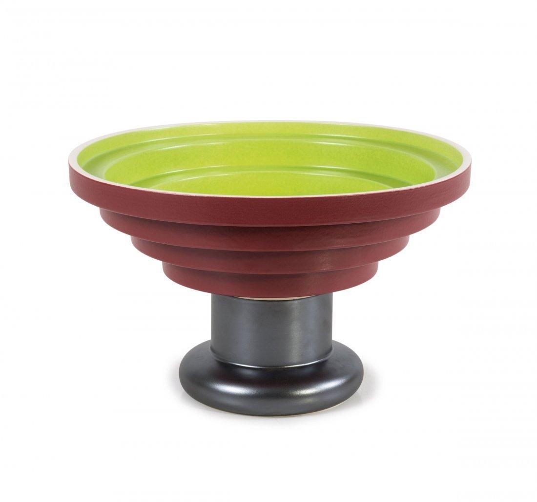 'Alzata a Scalino 540' bowl, 1956