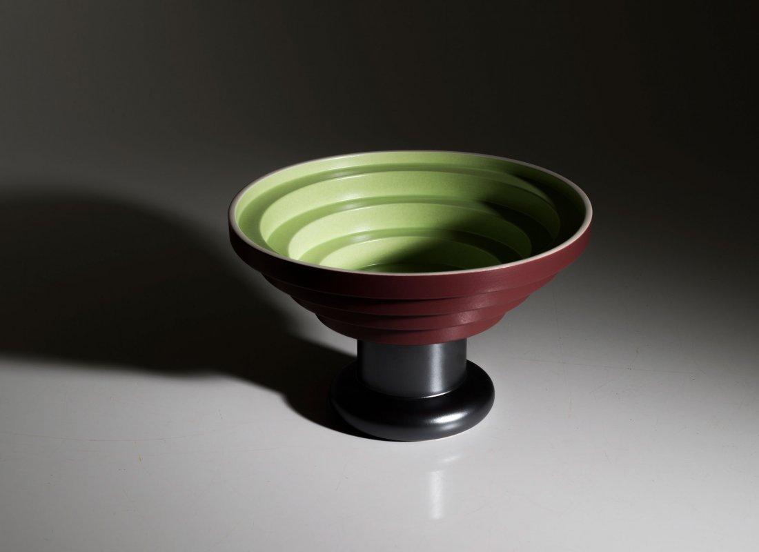 'Alzata a Scalino 540' bowl, 1956 - 4