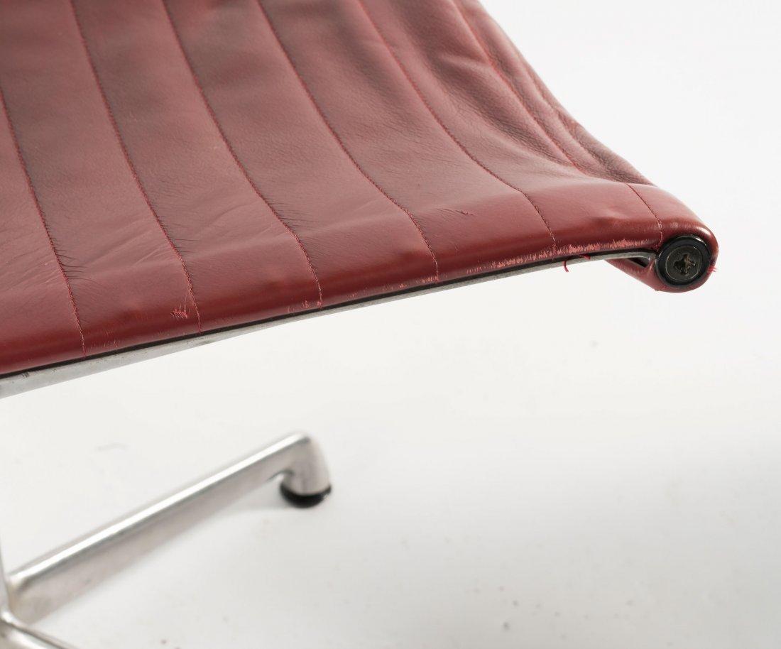 Six 'Aluminium Group' armchairs, 1958 - 4