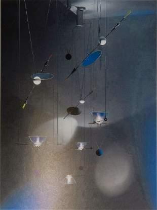 'IlÑ-IlÏ' ceiling light, 1986