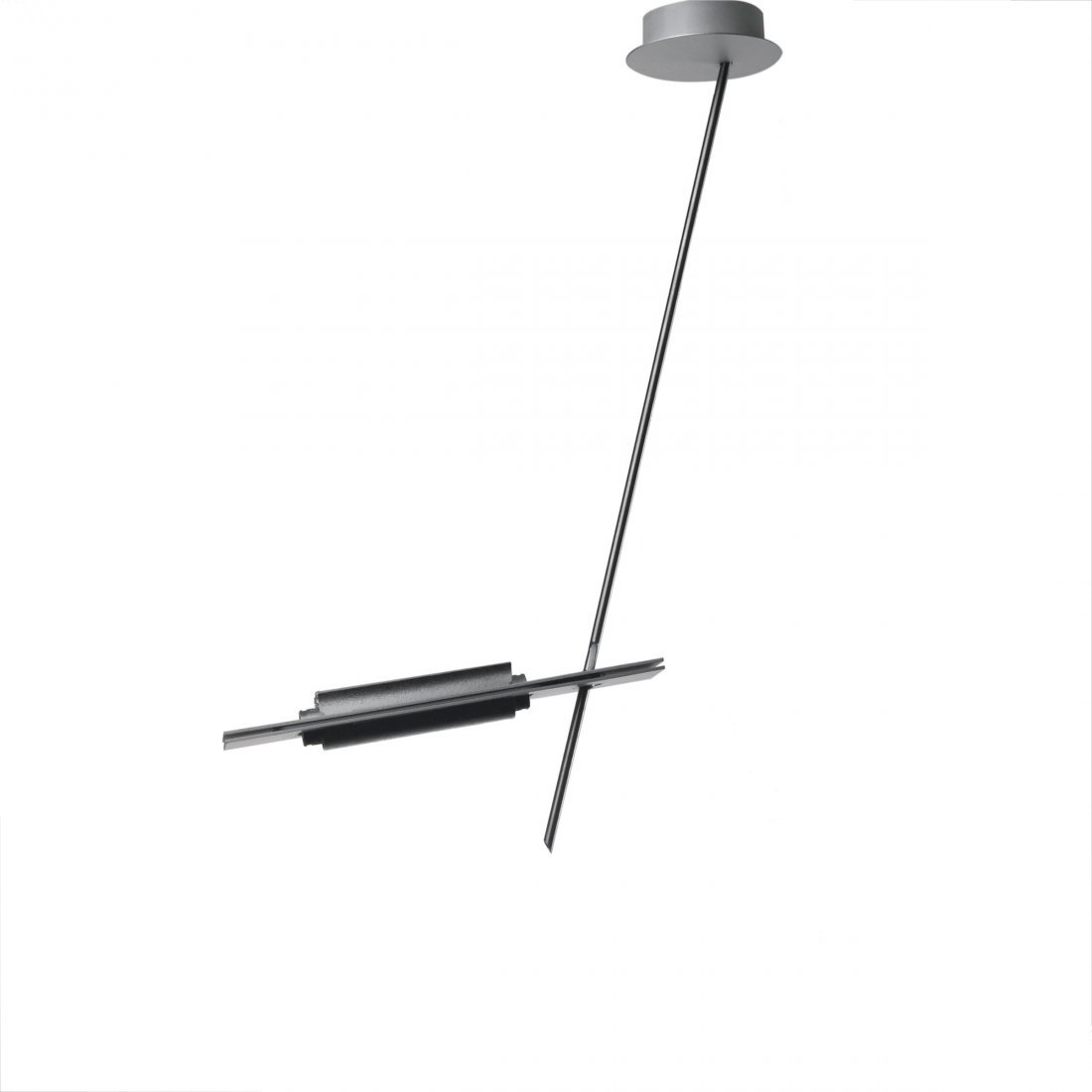 'Wandering Finger' ceiling light/bracket, 1994