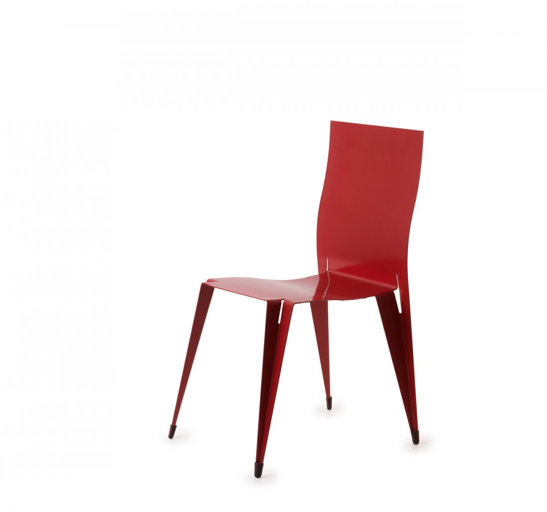 'Fulfil' stacking chair, 1989/1996