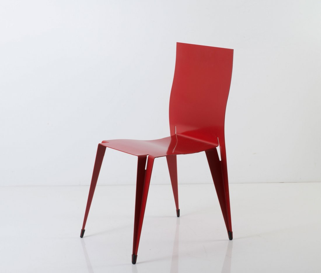 'Fulfil' stacking chair, 1989/1996 - 2