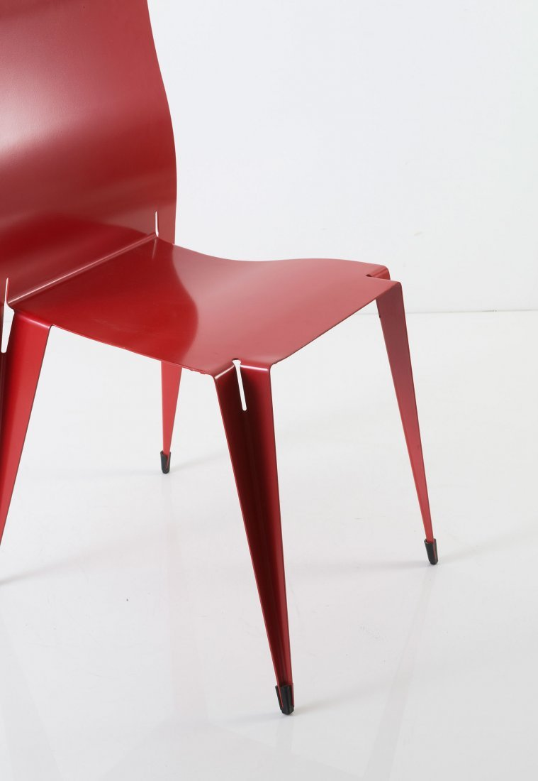 'Fulfil' stacking chair, 1989/1996 - 5