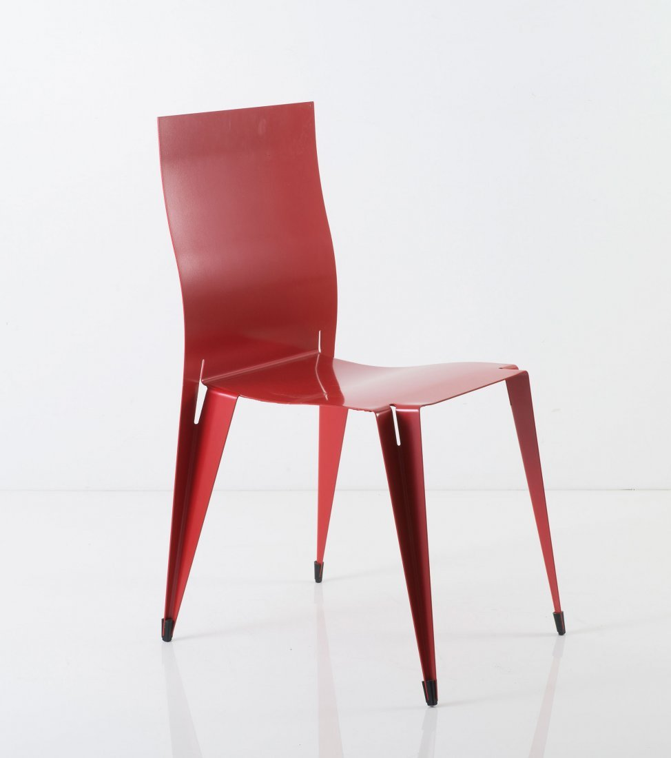 'Fulfil' stacking chair, 1989/1996 - 6