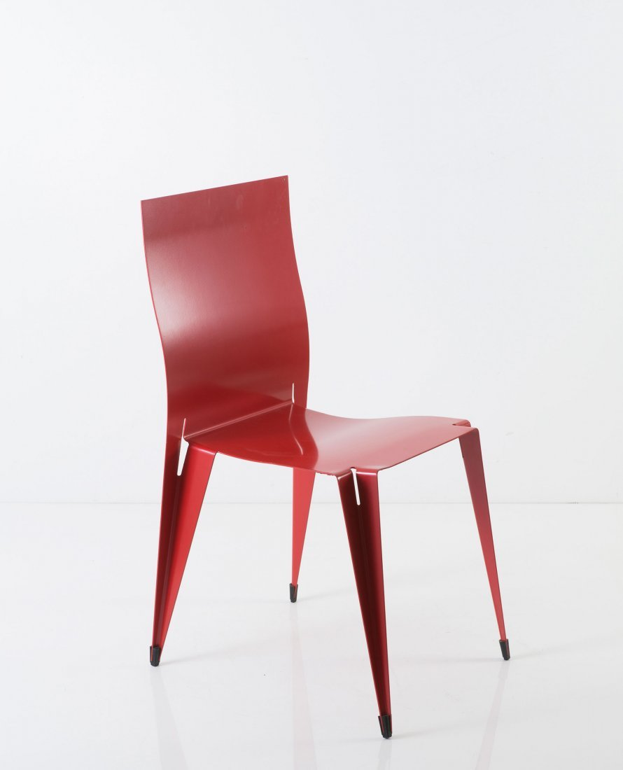 'Fulfil' stacking chair, 1989/1996 - 7