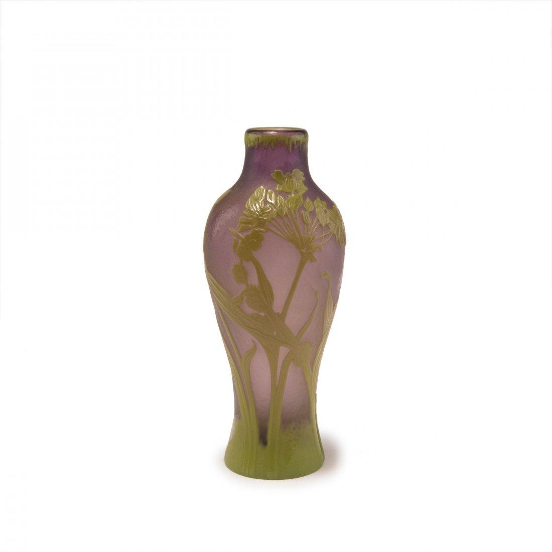 'Euphorbe' vase, 1900-02