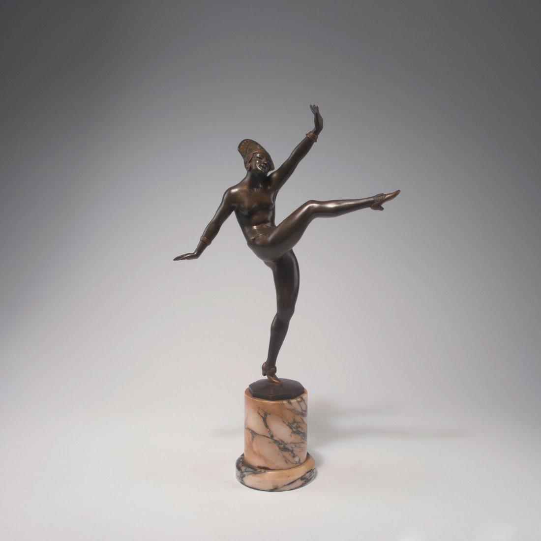 'High Kicker', 1920s