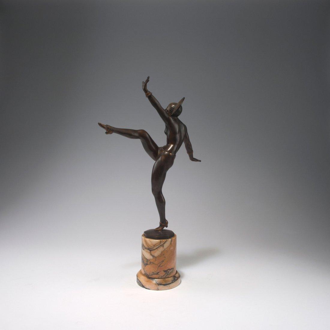 'High Kicker', 1920s - 2