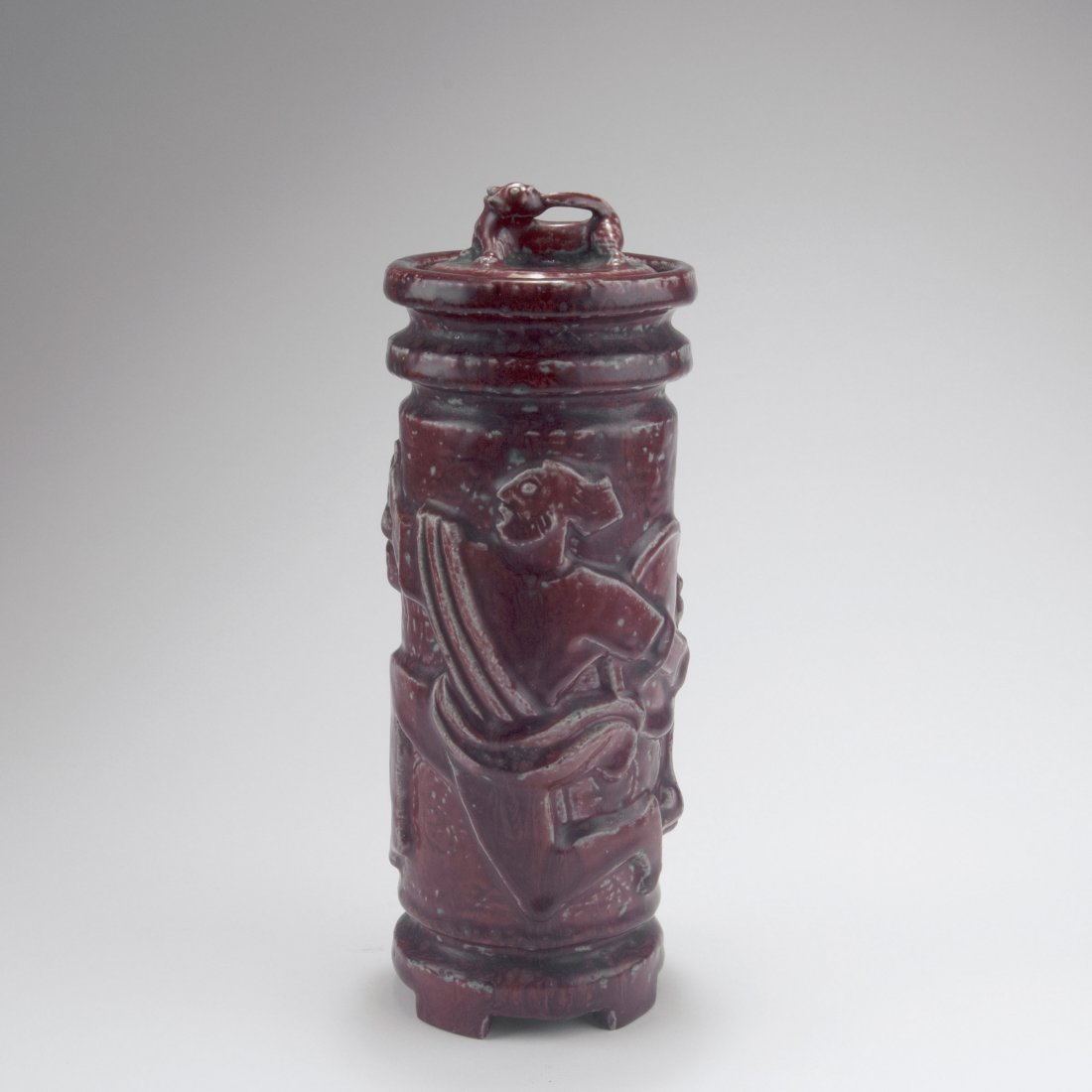 Vase with cover, 1923-29