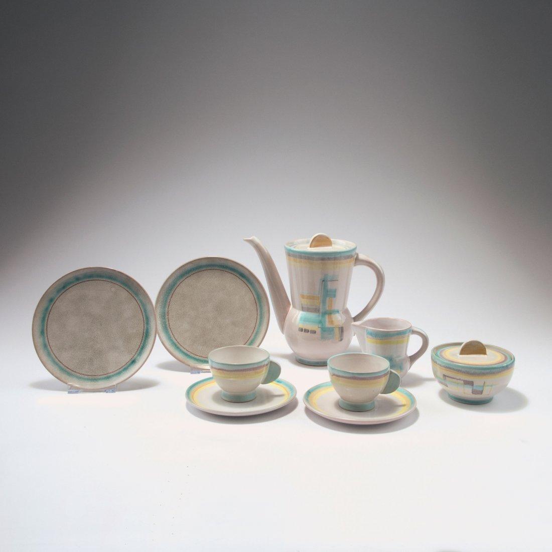 'Cologne' coffee set, c1928