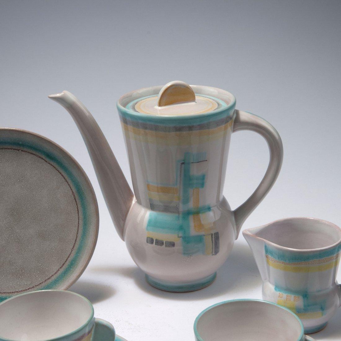 'Cologne' coffee set, c1928 - 2