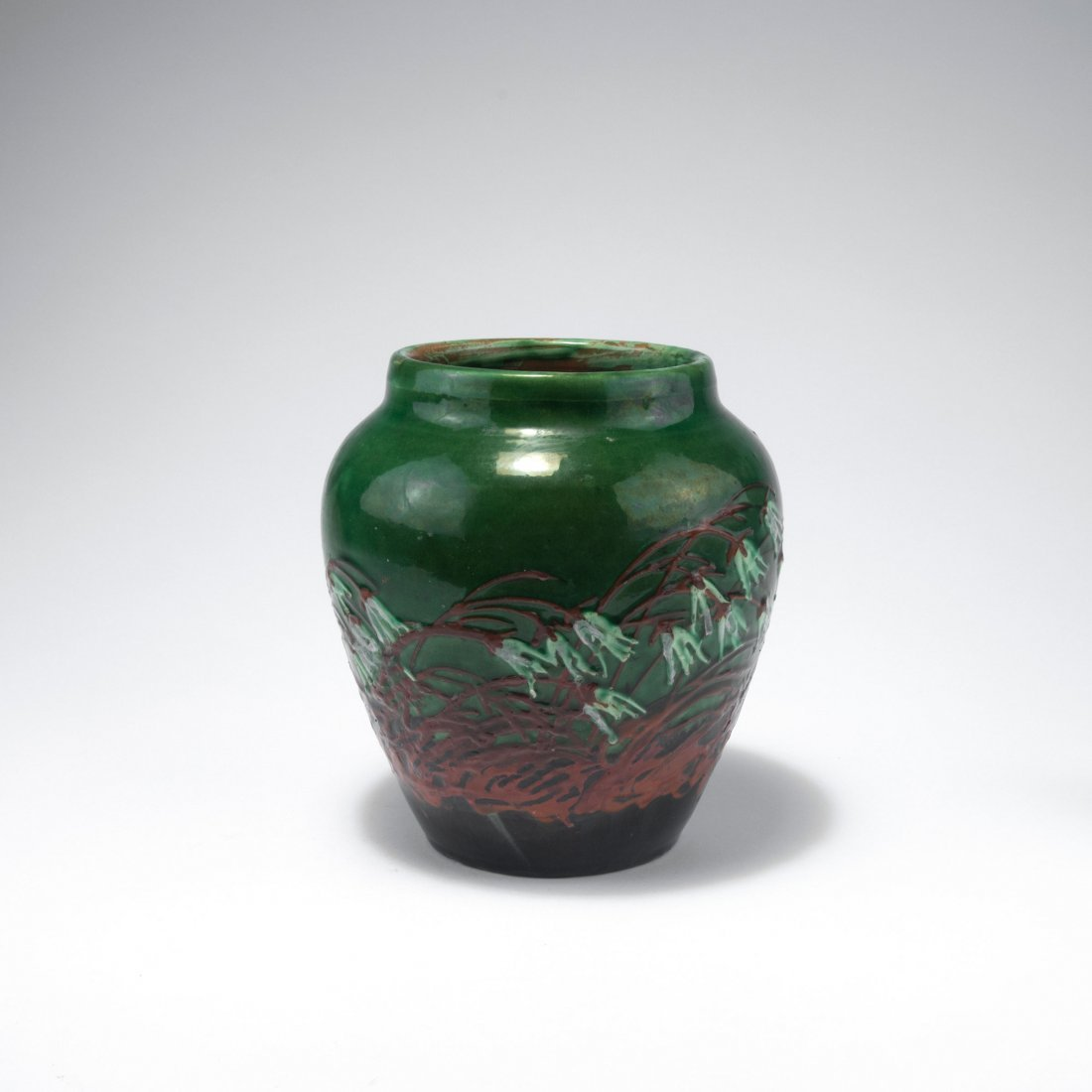 'Bellflowers' vase, c1897 - 2